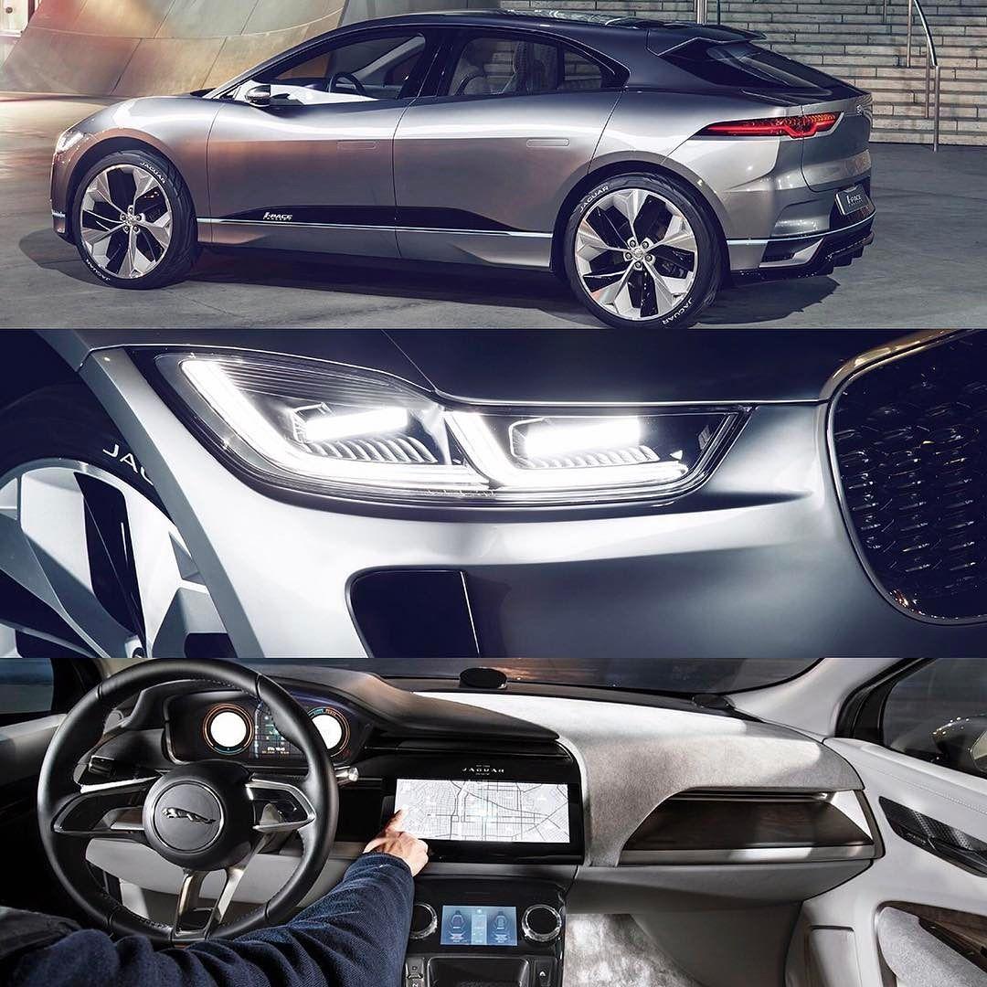 the jaguar i pace concept jaguar ipace concept uk auto forums. Black Bedroom Furniture Sets. Home Design Ideas