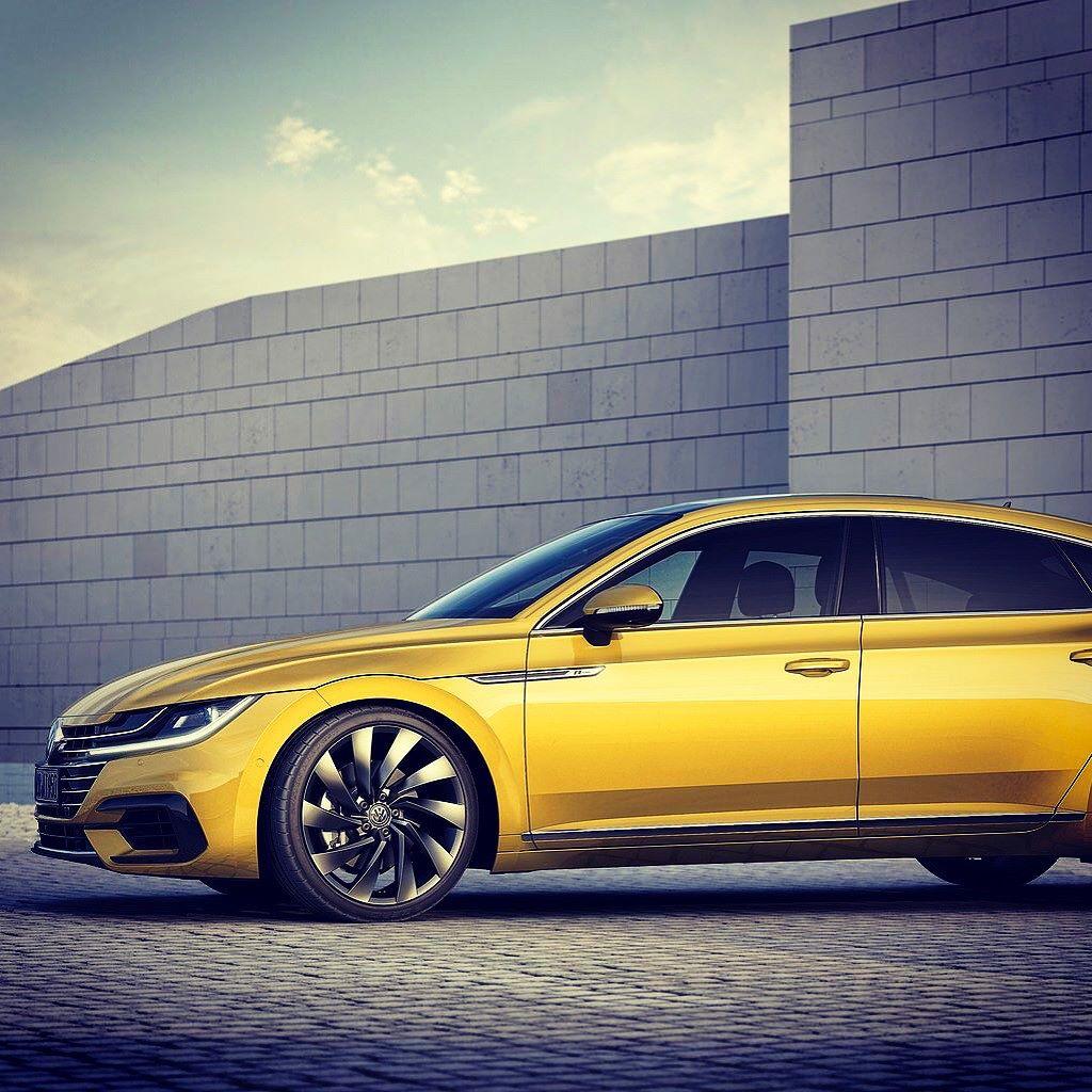 Volkswagen Fastback For Sale: The New Volkswagen Arteon