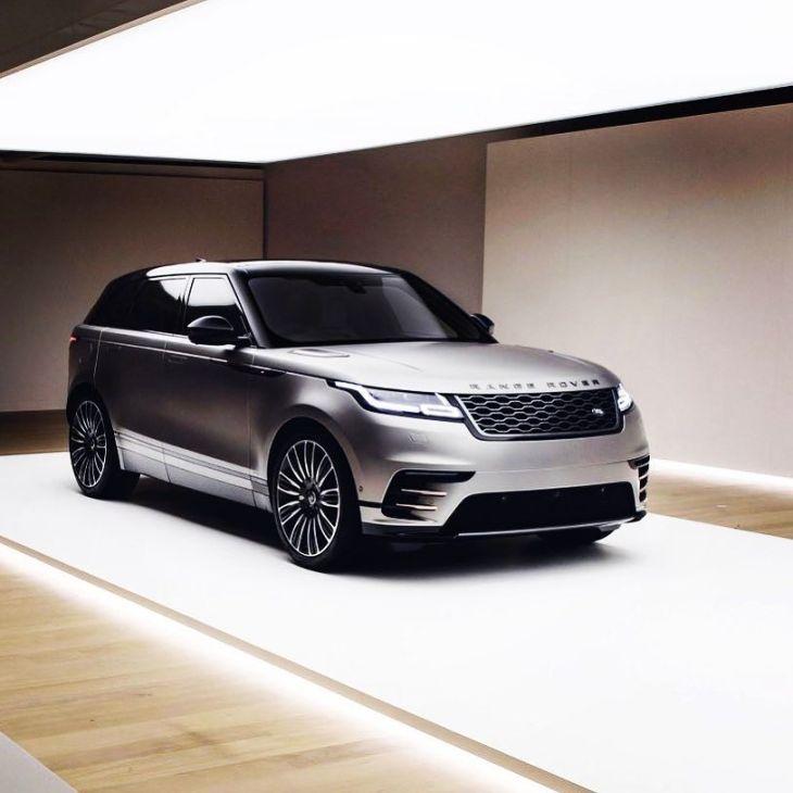 Range Rover Velar Black Rangerover Cars Car Black: The Range Rover Velar. #RangeRover #Velar #instacar Http