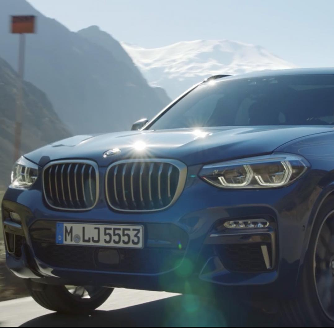 The New BMW X3 Leaked Early. #BMW #x3 #leaked